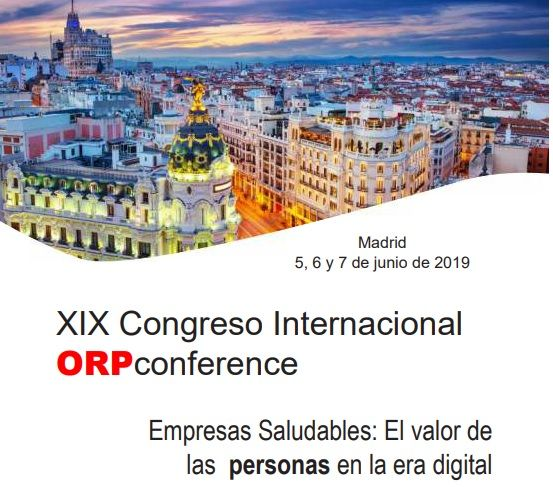 ORP CONFERENCE 2019